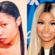 Nicky Minaj : Compare Her with and without Makeup