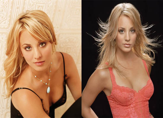 Kaley Cuoco Plastic Surgery Kaley Cuoco Plastic Surgery Breast Implant Before and After