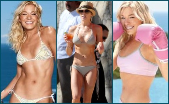 Young Breast Augmentation Before And After LeAnn Rimes Too...