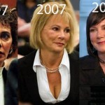 Marcia Clark Plastic Surgery Before and After Picture