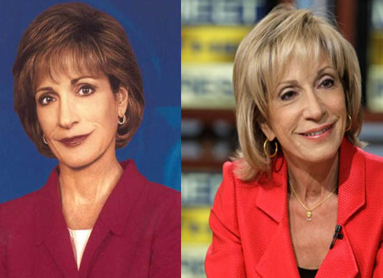 Andrea Mitchell Plastic Surgery Andrea Mitchell Plastic Surgery Rumors