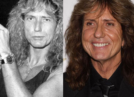 David Coverdale Plastic Surgery David Coverdale Plastic Surgery Rumors