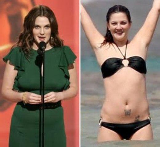 Drew Barrymore Plastic Surgery Breast Reduction Did Drew Barrymore Have Plastic Surgery?