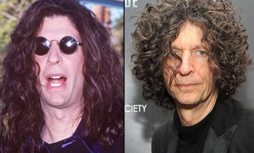 Howard Stern Plastic Surgery Howard Stern Plastic Surgery Before and After