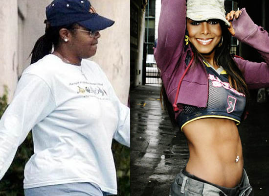 Janet Jackson Plastic Surgery Before and After Janet Jackson Plastic Surgery Liposuction