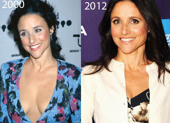 Julia Louis Dreyfus Young