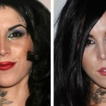Kat Von D Plastic Surgery Before and After Pictures