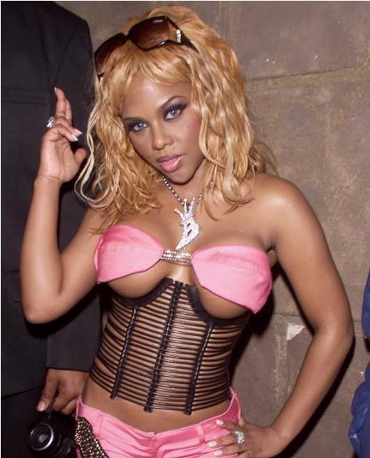 Lil Kim Plastic Surgery 4
