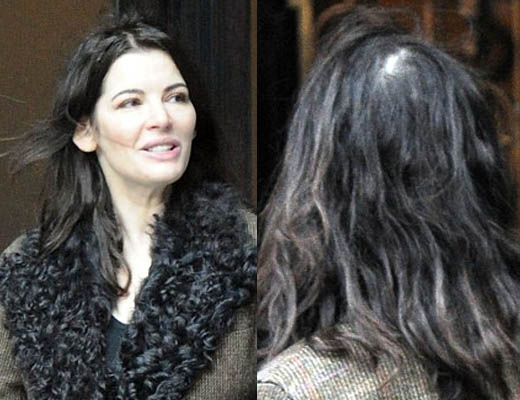 Nigella Lawson Plastic Surgery Nigella Lawson Requires Plastic Surgery for Hair Treatment