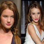 Rosie Huntington-Whiteley Plastic Surgery Rumor