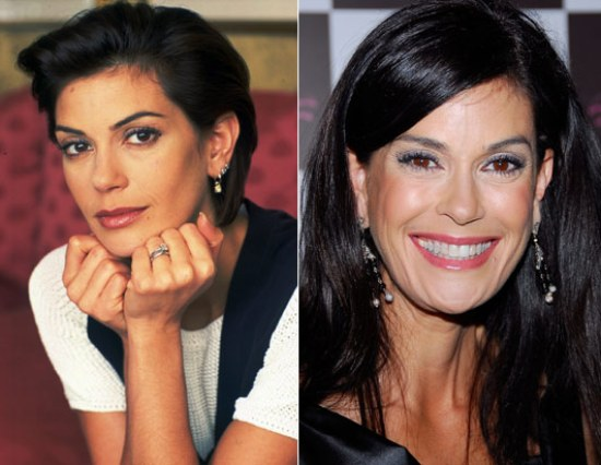 Teri Hatcher Plastic Surgery Did Teri Hatcher Have Plastic Surgery?