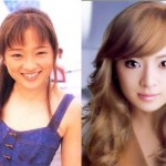 Ayumi Hamasaki Plastic Surgery Before and After Pictures