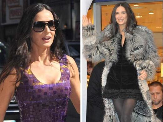 Demi Moore Breast Implants Did Demi Moore Have Breast Implants?