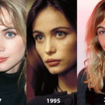 Emmanuelle Beart Bad Plastic Surgery Before and After