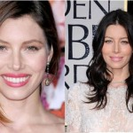 Jessica Biel Nose Job 150x150 Leona Lewis Nose Job Before and After   Rumor