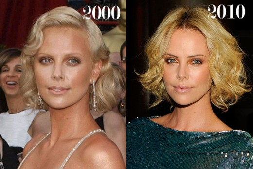Charlize Theron Plastic Surgery Before and After Did Charlize Theron Have Plastic Surgery?