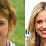 Sarah Michelle Gellar Nose Job Before and After
