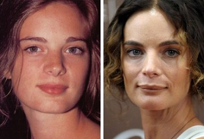 Gabrielle Anwar Plastic Surgery Before and After Did Gabrielle Anwar Have Plastic Surgery?