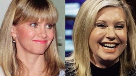 Olivia Newton John Plastic Surgery Before and After 450x250 Debating about the Young Look of Olivia Newton John Plastic Surgery