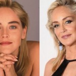 Sharon Stone Talks about Plastic Surgery