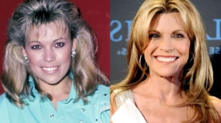 Vanna Whhite Plastic Surgery Before and After 450x250 Did Vanna White Take Plastic Surgery?