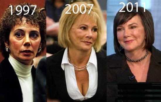 Marcia Clark Plastic Surgery Marcia Clark Plastic Surgery Before and After Picture