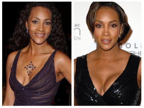 Vivica Fox Plastic Surgery Vivica Fox Plastic Surgery Before and After