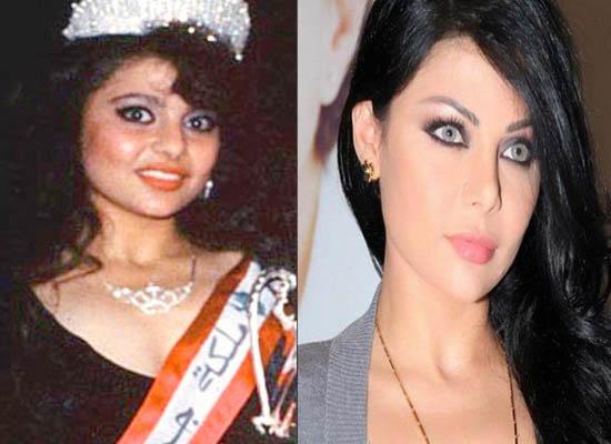 Haifa Wehbe Plastic Surgery Haifa Wehbe Plastic Surgery Rumors