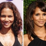 Halle Berry Plastic Surgery 150x150 Halle Berry Nose Job Before and After Picture