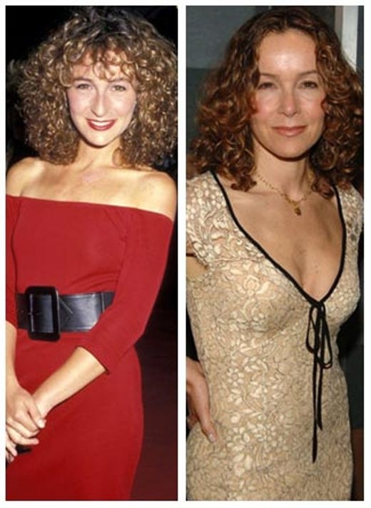 Jennifer Grey Nose Job Before After Jennifer Grey Rumored Undergone Plastic Surgery Again