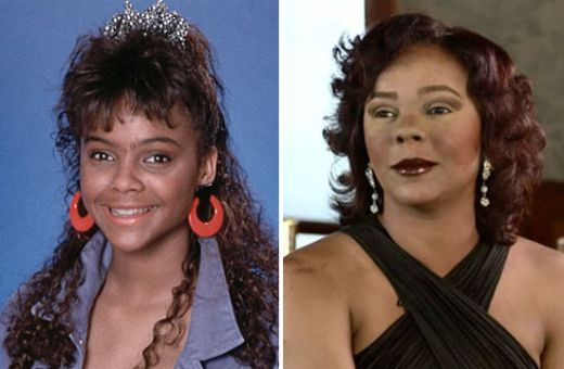 Lark Voorhies Plastic Surgery Before After Lark Voorhies Plastic Surgery Before and After