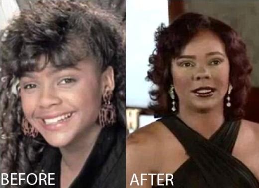 Lark Voorhies Plastic Surgery Lark Voorhies Plastic Surgery Before and After