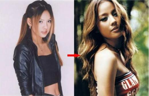 Lee Hyori Plastic Surgery Lee Hyori Plastic Surgery Rumors   Before and After