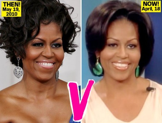 Michelle Obama Plastic Surgery Did Michelle Obama Have Plastic Surgery?