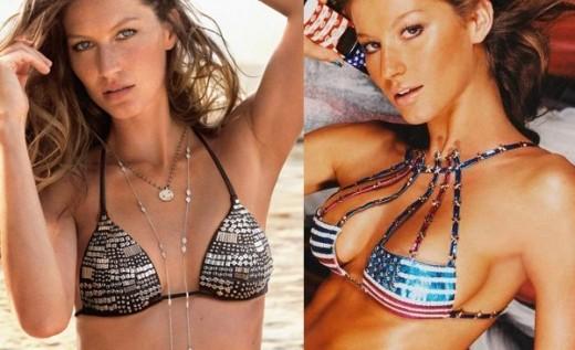 Gisele Bundchen Plastic Surgery Before After Gisele Bundchen Plastic Surgery Before and After