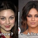 Mila Kunis Plastic Surgery 150x150 Seeing Mila Kunis without Makeup. Is it possible?