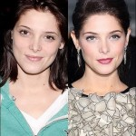 Ashley Greene Nose Job Before and After