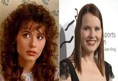 Geena Davis Plastic Surgery Before and After Has Geena Davis Had Plastic Surgery?