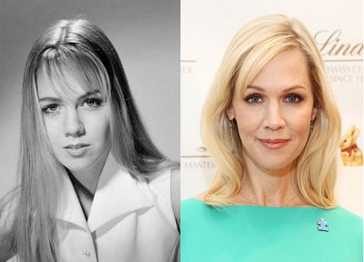Jennie Garth Eyes Job Before and After Has Jennie Garth Had Plastic Surgery?