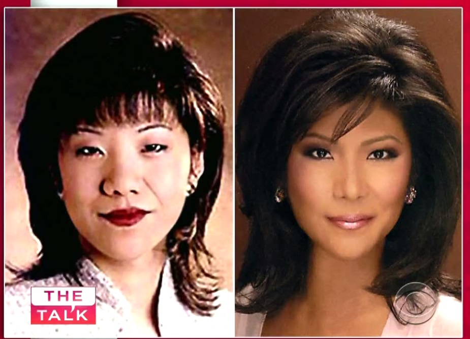 Julie Chen Julie Chen Plastic Surgery Before and After