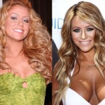 Aubrey O Day Plastic Surgery Before and After 150x150 Debating about the Young Look of Olivia Newton John Plastic Surgery